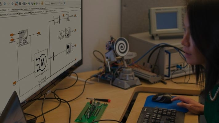 Test hardware in-the-loop nella progettazione del controllo per apparati elettronici di potenza