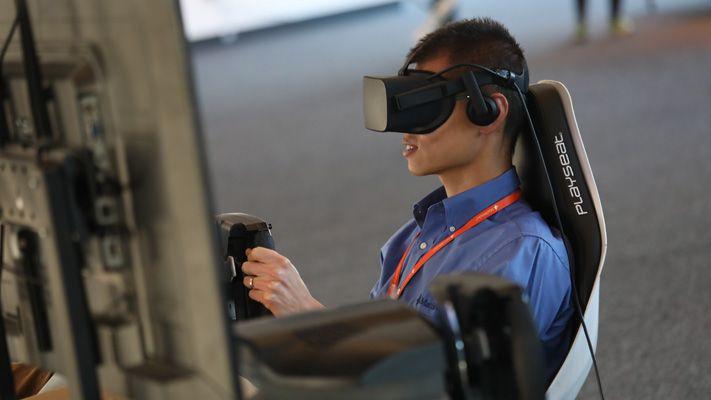 Demo di una simulazione virtuale