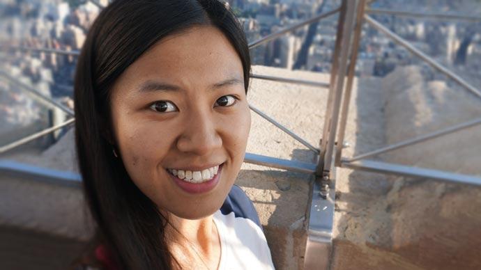 Smile, Digital Marketing Specialist, MathWorks Beijing, China