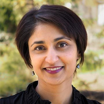 Rupal Patel, CEO of VocaliD