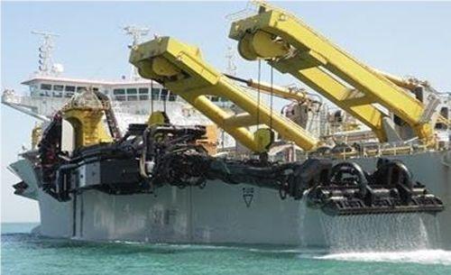 Figure 1. A suction dredger.
