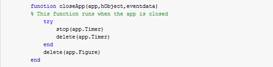 function closeApp