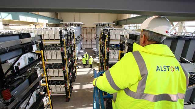Alstom Grid sviluppa un sistema di controllo della trasmissione in corrente continua ad alta tensione usando la progettazione Model-Based