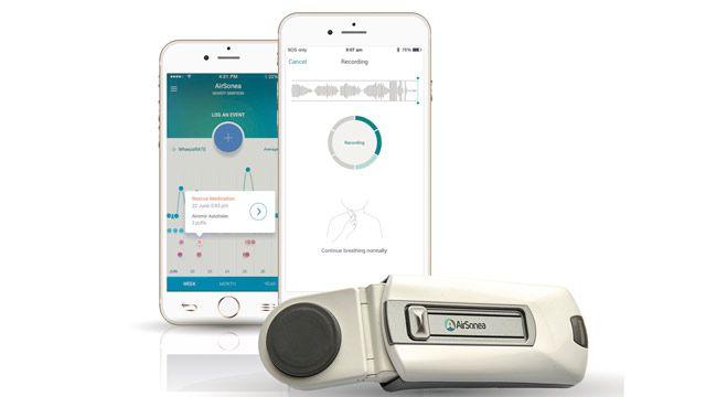 Respiri sviluppa un'app mobile per il rilevamento dell'affanno e la gestione dell'asma