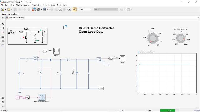 Developing DC-DC Converter Control with Simulink