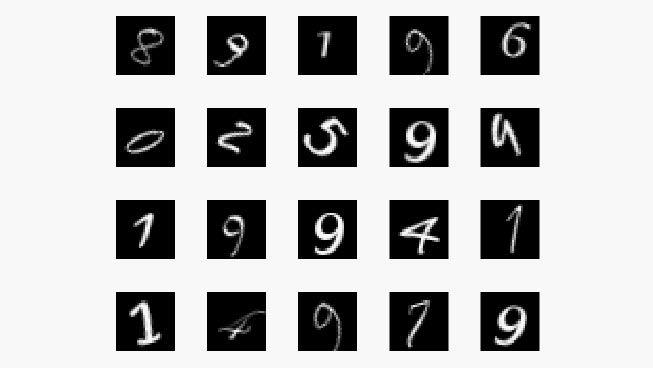 Addestramento di stacked autoencoder per la classificazione di immagini