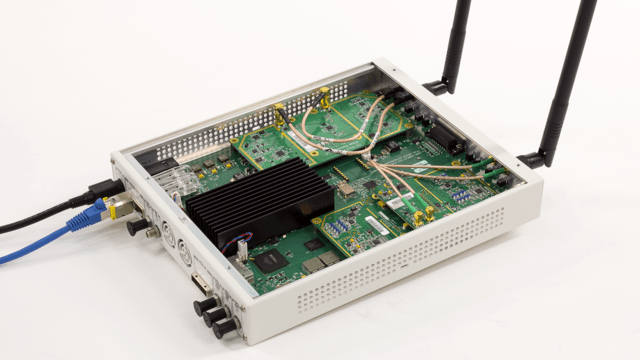 USRP Support from Communications Toolbox