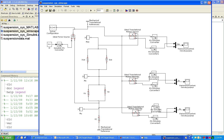 system simulation in matlab simulink Simulink power system simulation tool explore explore by interests (print): 2231–4407umatlab/simulink simulation tool for.