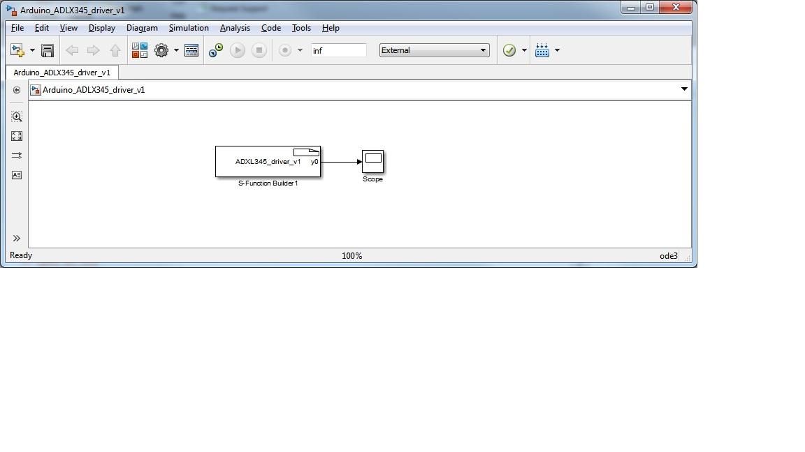 ADLX345 i2c Driver for Arduino Mega - File Exchange - MATLAB Central