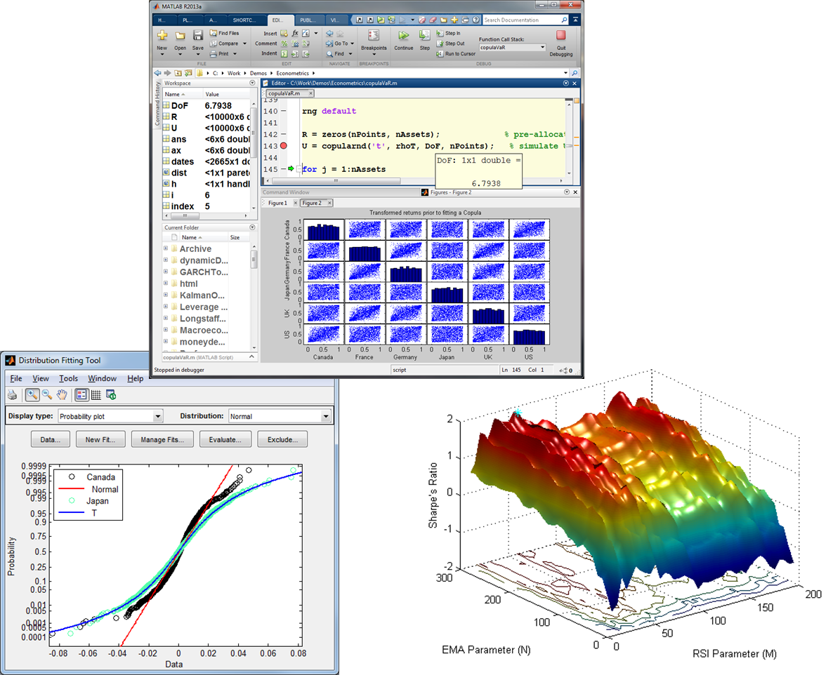 MATLAB for R Users in Computational Finance - File Exchange
