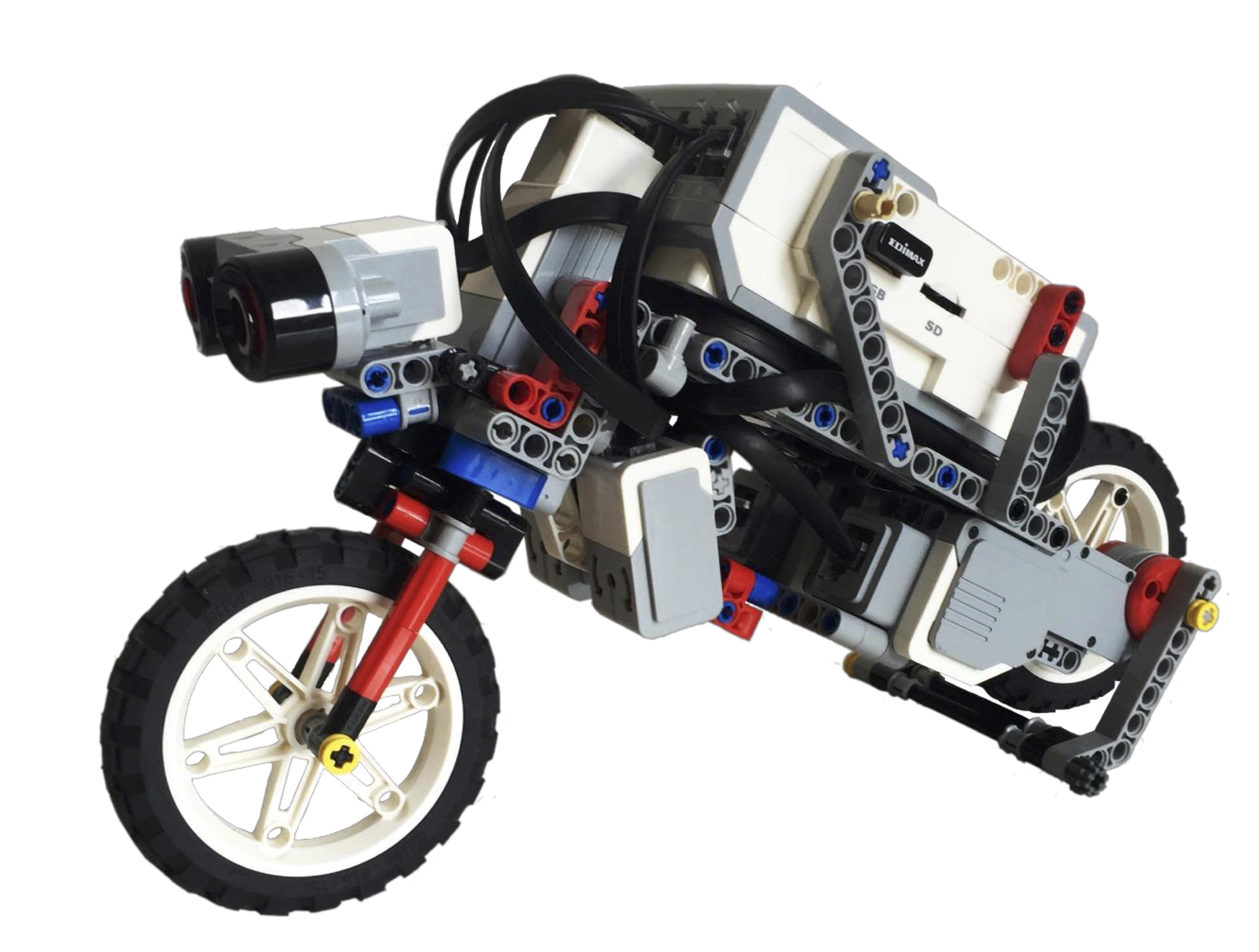 Fabuleux Lego Mindstorms EV3 bike project - File Exchange - MATLAB Central MA33
