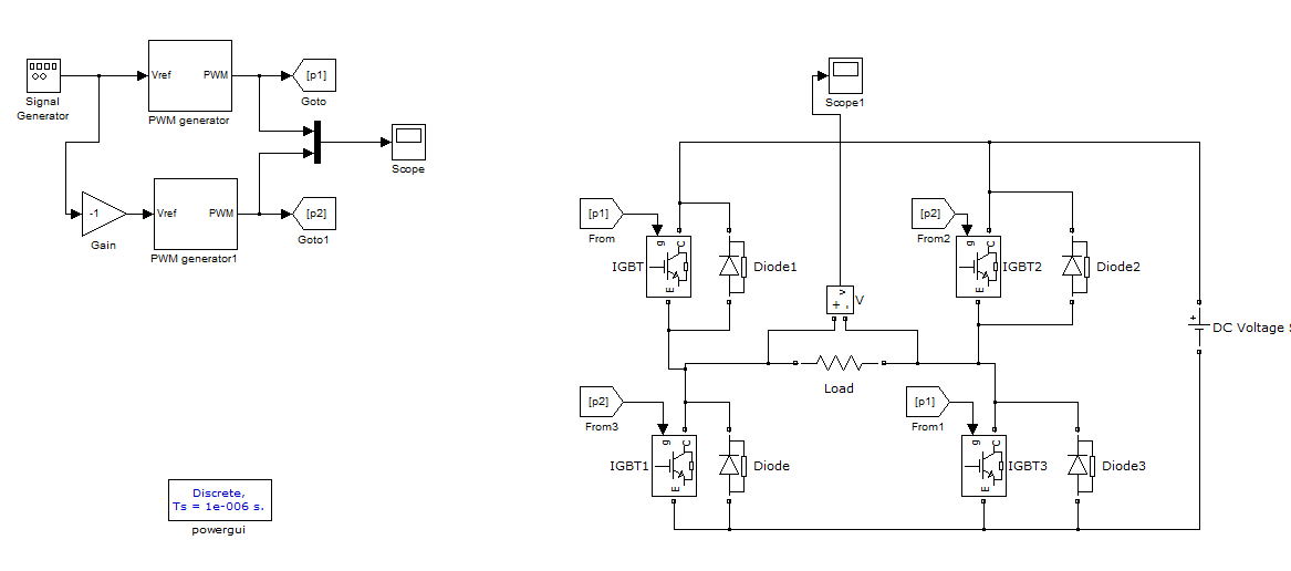 Schematic Of Sinewave Single Phase Inverter Wiring Diagrams