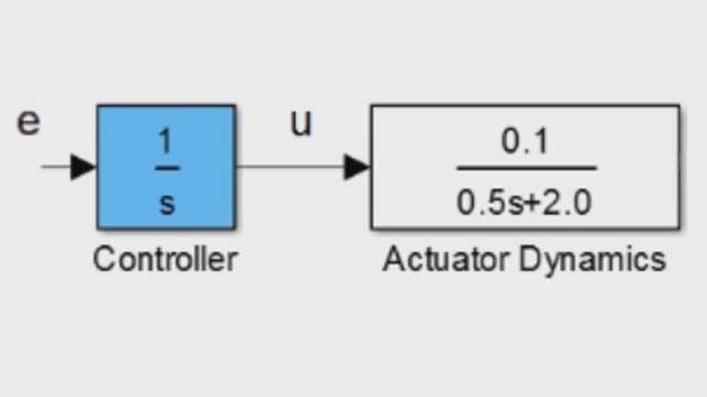 Lavora con funzioni di trasferimento utilizzando MATLAB e Control System Toolbox.
