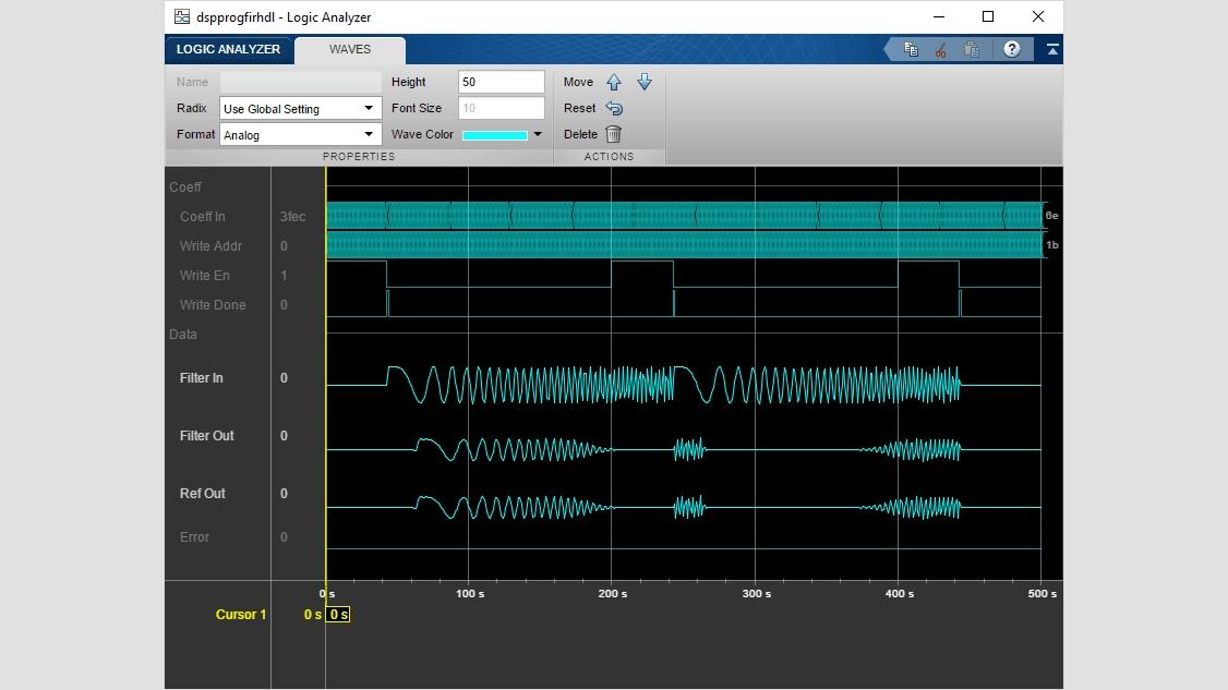 Struttura sistolica parzialmente seriale di un filtro FIR