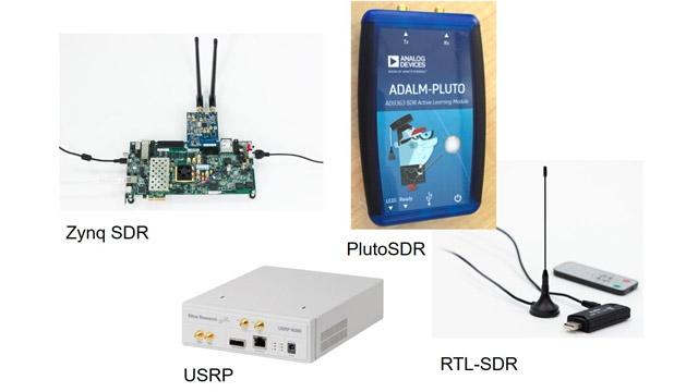Trasmissione di segnali LTE con dispositivi analogici AD936x SDR.