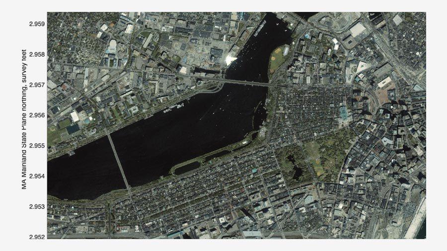 Importazione ed esportazione di dati geografici