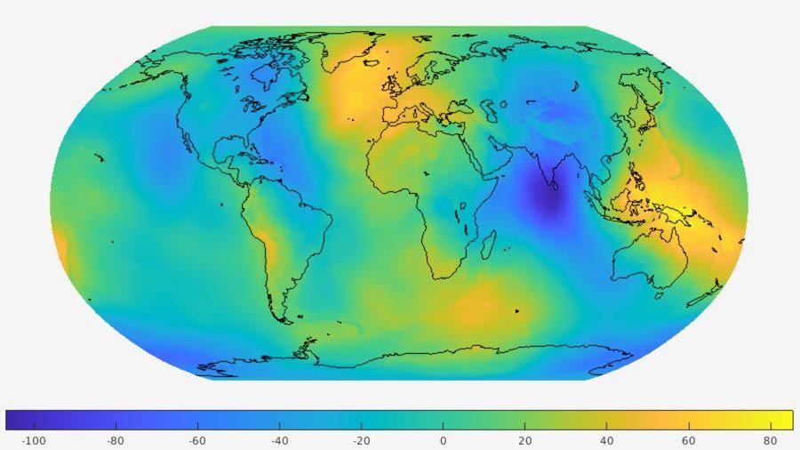 Elaborazione di dati geospaziali