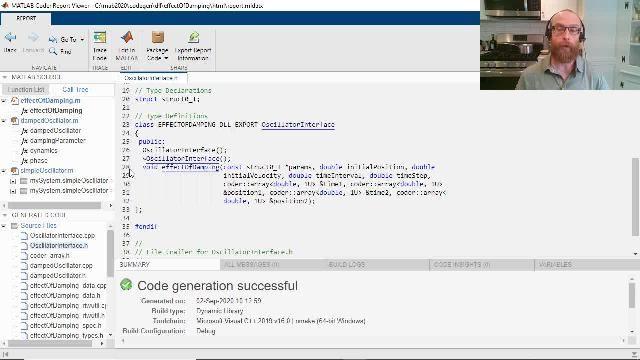 Scopri come utilizzare MATLAB Coder per la generazione di codice C++ orientato agli oggetti a partire da codice MATLAB. Le funzionalità includono la generazione di classi e namespace C++, garanzia di sicurezza delle eccezioni e array C++ dinamici.