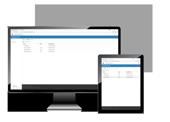 Gestisci i tuoi file nel cloud con vari dispositivi e prodotti
