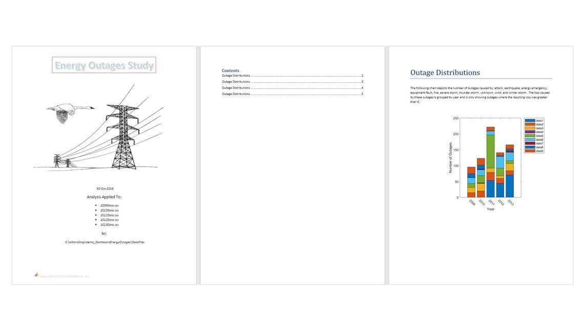 Il modello definisce il layout e la formattazione. Il codice definisce il contenuto.