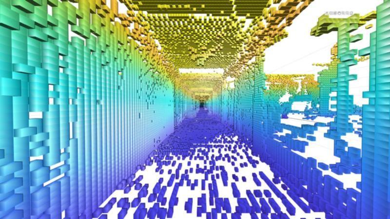 Creazione di griglie di occupazione 2D e 3D.
