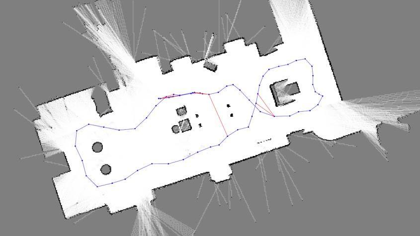Implementa soluzioni personalizzate di localizzazione e mappatura simultanea (SLAM).