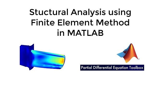 Scopri come eseguire un'analisi strutturale usando il metodo degli elementi finiti in MATLAB con Partial Differential Equation Toolbox.