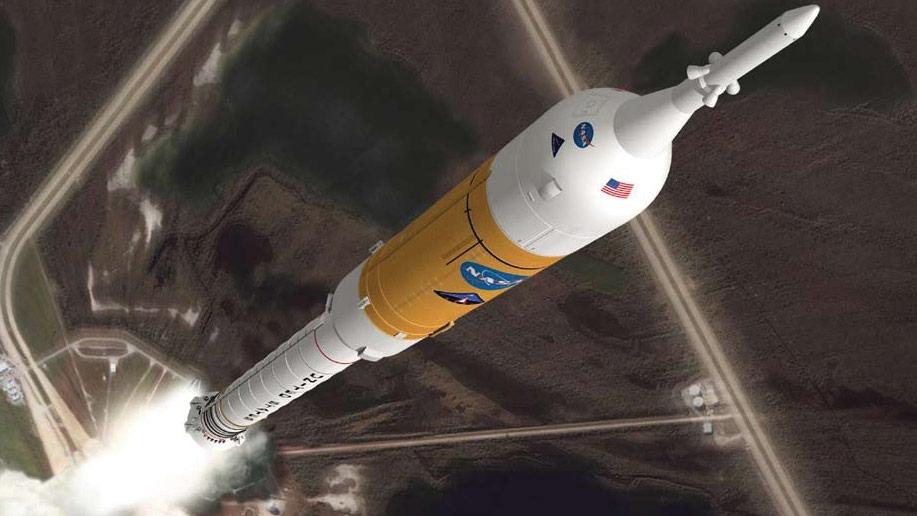 TriVector verifica le latenze di tempo per il razzo Ares I.