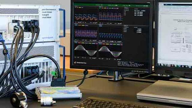 Hardware Speedgoat per la prototipazione rapida e la simulazione hardware-in-the-loop.