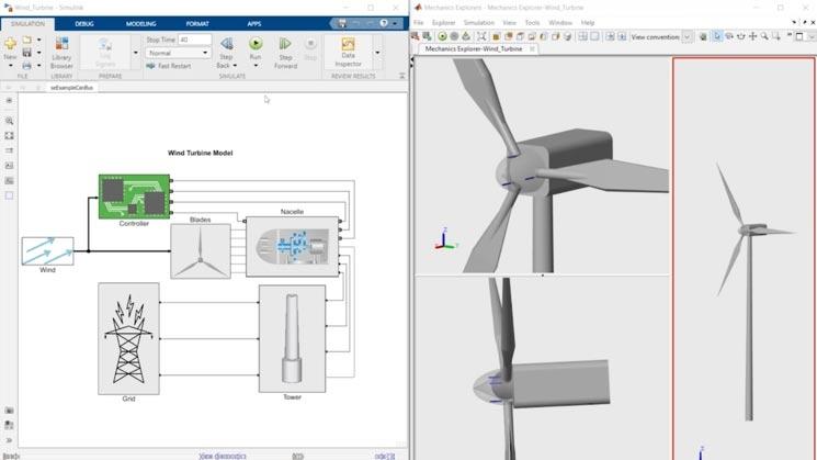 Scopri le capacità di Simulink per la modellazione e la simulazione.