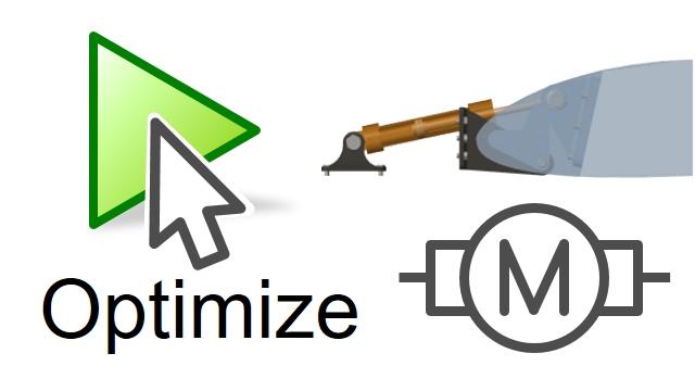 Usa gli algoritmi di ottimizzazione per regolare un modello Simscape Electrical di un sistema meccatronico in modo che soddisfi i requisiti di sistema.