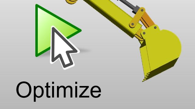 Ottimizza un sistema di attuazione idromeccanica per soddisfare i requisiti di sistema. I parametri in un modello Simscape Fluids sono regolati automaticamente utilizzando algoritmi di ottimizzazione.