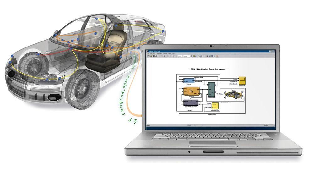 Connessione tra MATLAB e la propria rete veicolare tramite i protocolli CAN e CAN FD.