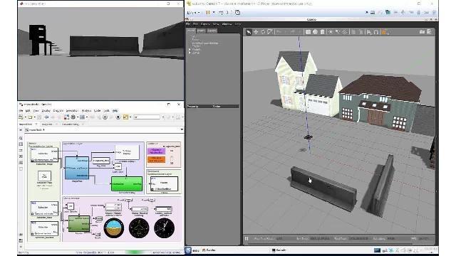 Simulare e verificare algoritmi autonomi con Robotics System Toolbox, ROS Toolbox e Gazebo