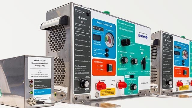 COVID-19 Emergency Ventilator