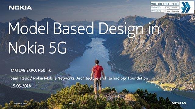 Progettazione model based nel 5G Nokia