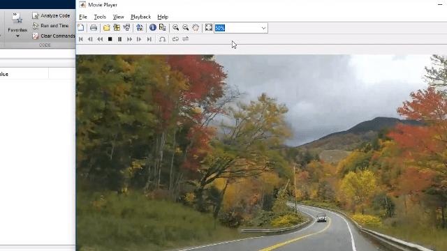 L'elaborazione video è essenziale per aree come il deep learning, la stima del movimento e la guida autonoma. Scopri come interagire, elaborare e analizzare i video visualizzando un esempio dettagliato in MATLAB.