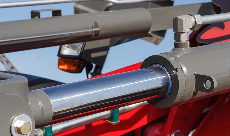 attuatore idraulico