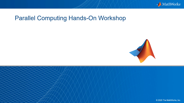 Scopri come il calcolo parallelo con MATLAB e Simulink consente di risolvere problemi computazionalmente onerosi e ad alta intensità di dati utilizzando processori multicore, GPU e cluster di computer. Fai pratica con la serie di esercizi ed esempi in dotazione.