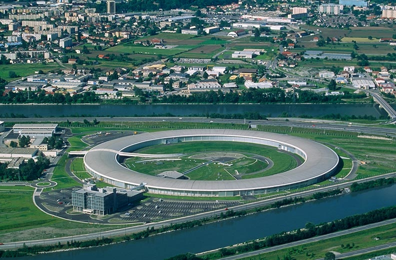 Synchrotron of Grenoble