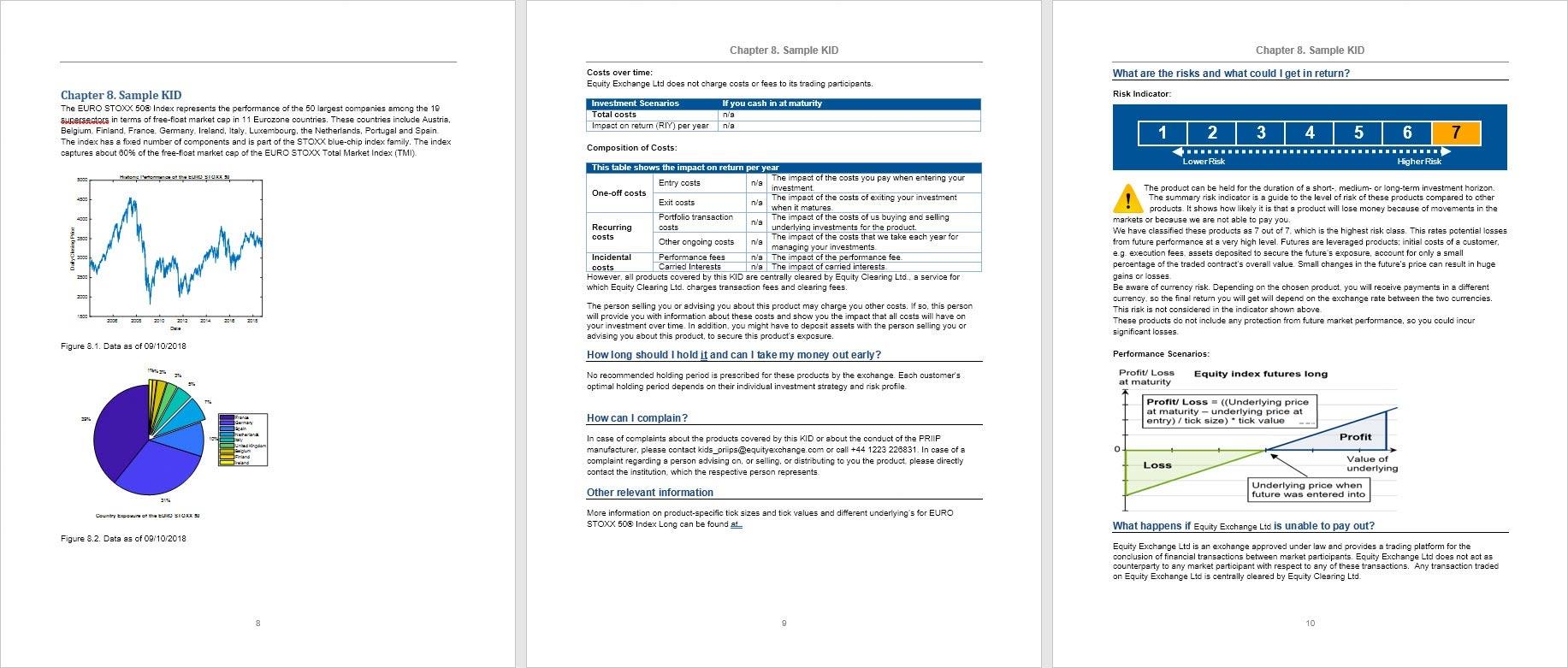 Personalizzazione dei report standard e utilizzo dei propri template