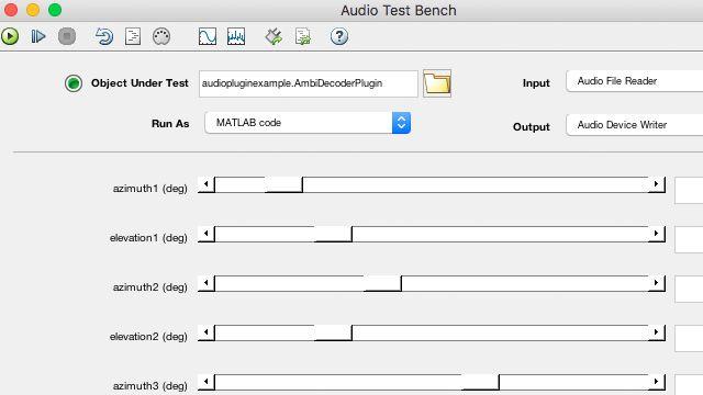Creazione e hosting di plug-in audio