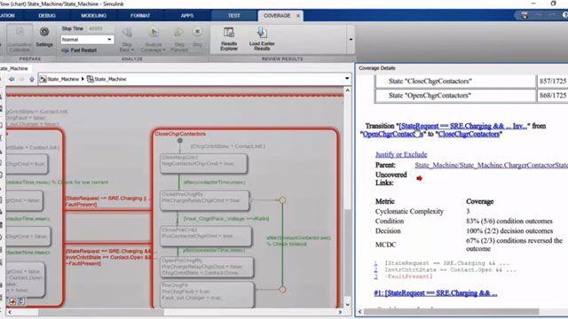 Scopri come misurare e migliorare la copertura di input dei test per il tuo modello di sistema di gestione delle batterie (BMS).
