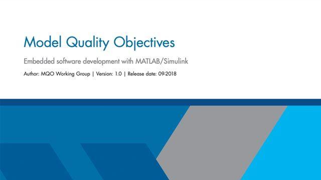 Obiettivi di qualità dei modelli