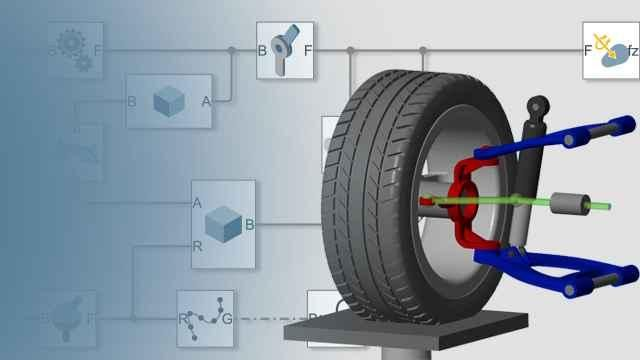 Model and simulate multibody mechanical systems.