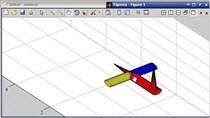 This video shows how you can use MATLAB to do the visualization of a moving object with HGtransform. This data was syntetic, but it would be easy to read the data from a file and show the trajectory of other items or vehicles.