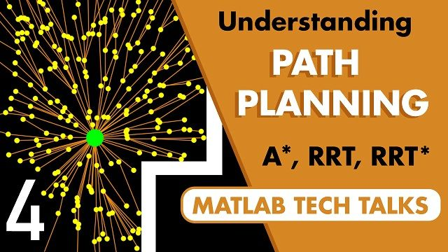 This video describes an overview of motion and path planning and covers two popular approaches for solving these problems: search-based algorithms like A* and sampling-based algorithms like RRT and RRT*.