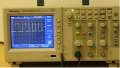Connect to a Tektronix oscilloscope and acquire data without writing code.