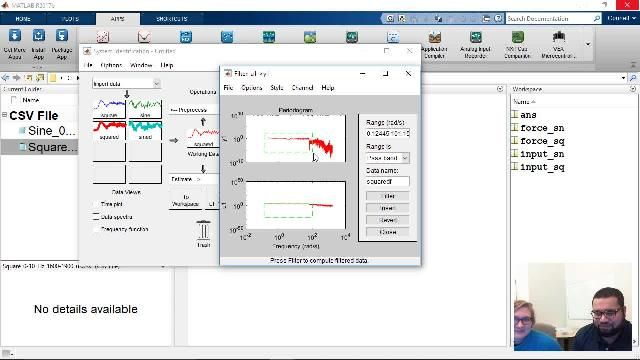 Create a model for a piece of hardware from input and output data using the System Identification app. Connell D'Souza and Kris Fedorenko explain the workflow from data gathering to model evaluation.