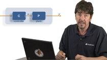 Learn the desired frequency domain shapes for sensitivity and complementary sensitivity transfer functions in this MATLAB Tech Talk by Carlos Osorio.